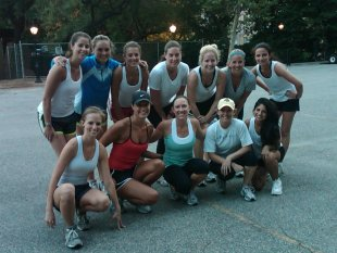 Central Park Boot Camp