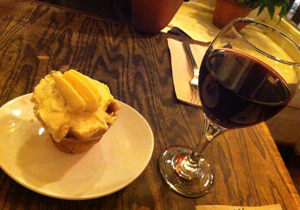 Cupcake and Wine