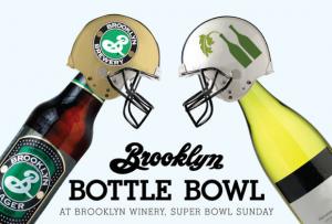 Brooklyn Bottle Bowl, Brooklyn Winery, NYC