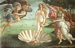 Venus, nude, art