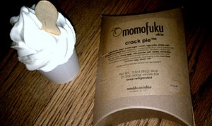 Momofuku Soft Serve Ice Cream