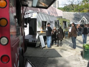 Pera Food Truck, Tavern on the Green, NYC