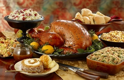 Rhode Island Ocean House Thanksgiving Feast