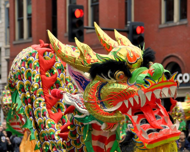 2014 Chinese New Year — Celebrate in Flushing This Year