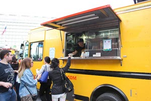 Choice Streets Food Truck Festival