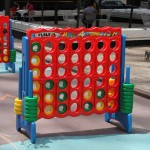 Game on! Brings Fun and Games to Lower Manhattan Through Labor Day