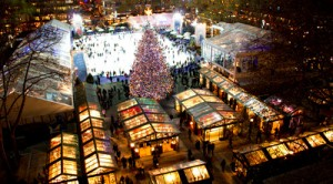 Bryant Park's Winter Village is a Christmas Market Winner in NYC
