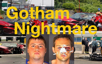 Joseph Ferretti Gotham Dream Cars Accident