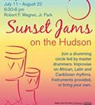 Sunset Jam on the Hudson